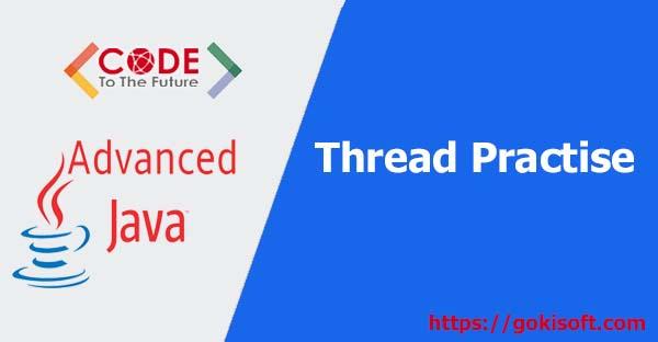BT02. Chữa bài tập Thread - Lập trình Java